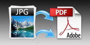 How to Convert JPG to PDF