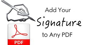 How to Apply Digital Signature